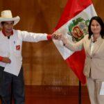 Perú: Castillo a la presidencia; Fujimori arriesga ir a la cárcel